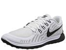 Nike Free 5.0 (White/Black)