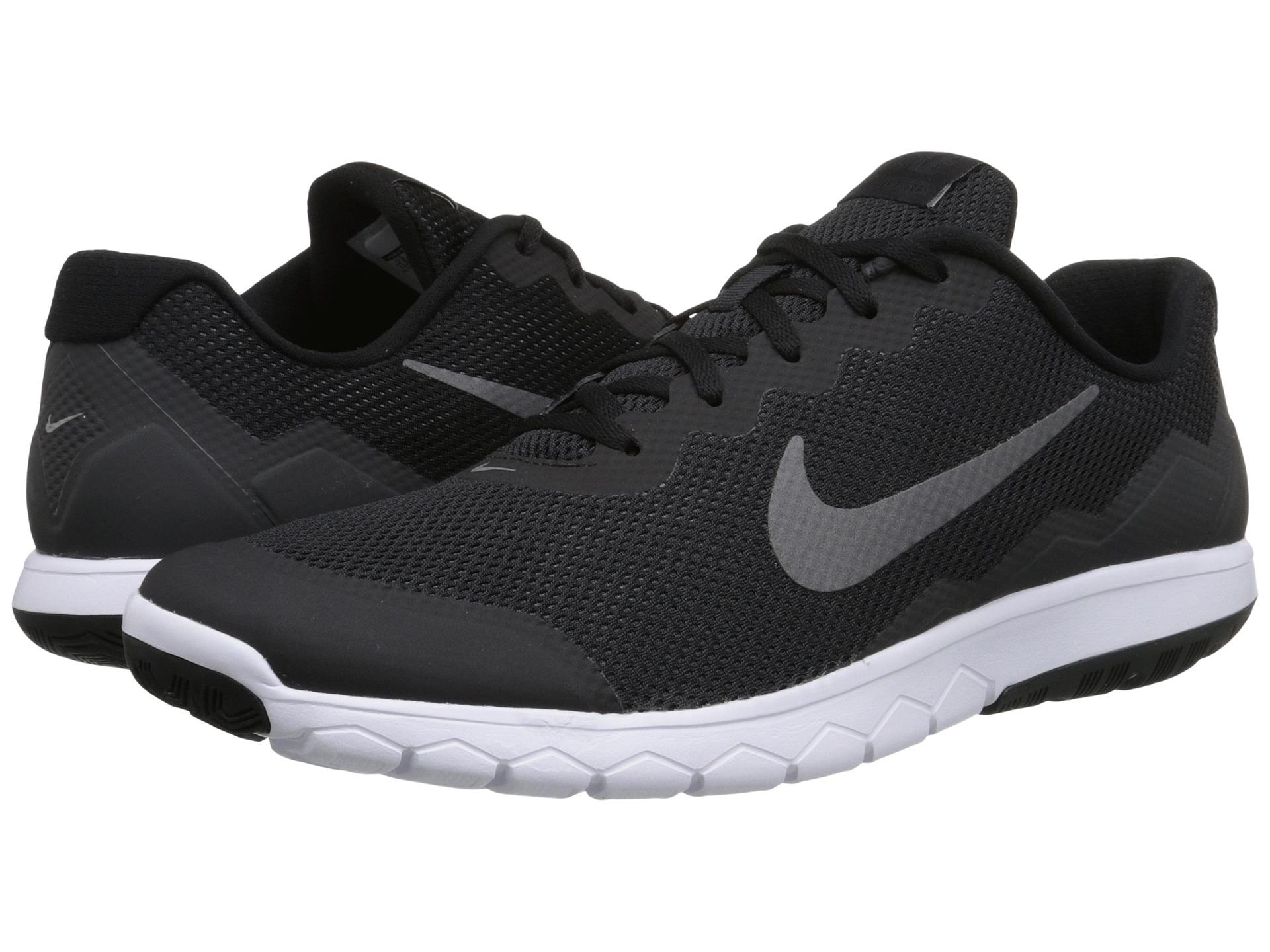 Nike Flex Experience RN Black Anthracite White