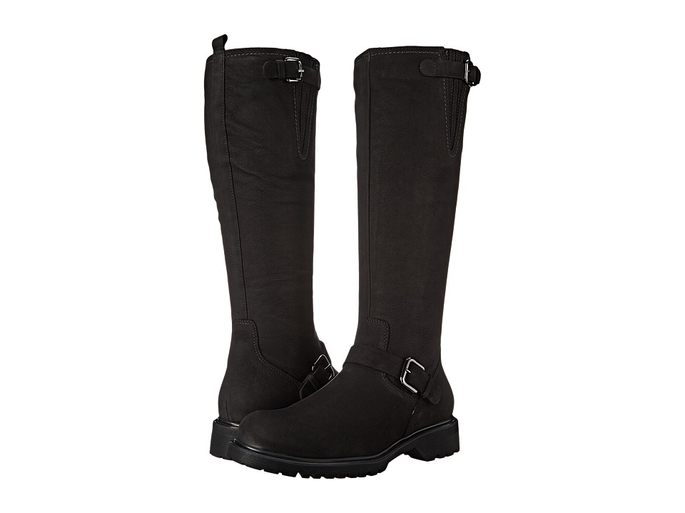 La Canadienne Hope (Black Nubuck) Women