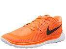 Nike Free 5.0 (Bright Citrus/Hot Lava/Black)
