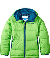 Columbia Kids - Gold 550 TurboDown™ Hooded Down Jacket (Little Kids/Big Kids)