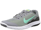 Nike Flex Experience Run 4 (Cool Grey/Anthracite/Ghost Green/Green Glow)