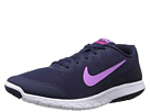 Nike Flex Experience Run 4 (Midnight Navy/Obsidian/Fuchsia Flash/Fuchsia Glow)