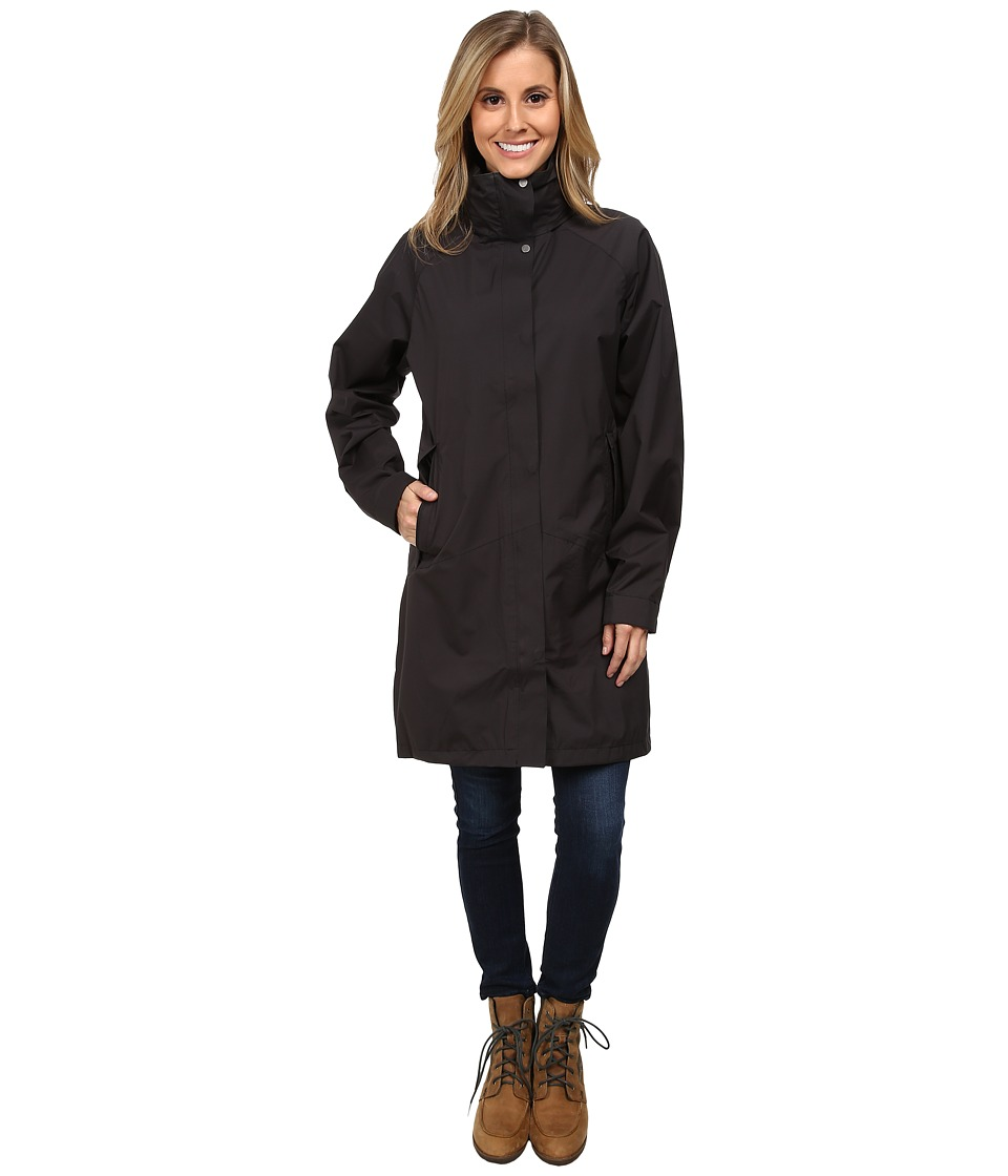 ToadampCo Overshadow Trench Coat Black Womens Coat