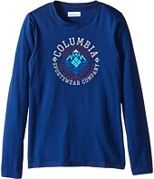 Columbia Kids - Explore Some More™ Graphic Long Sleeve Shirt (Little Kids/Big Kids)
