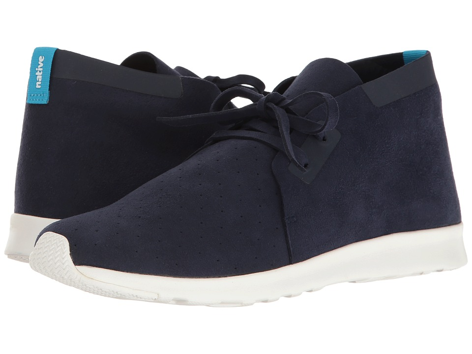 Native Shoes Apollo Chukka Regatta Blue/Shell White/Shell White Rubber Shoes