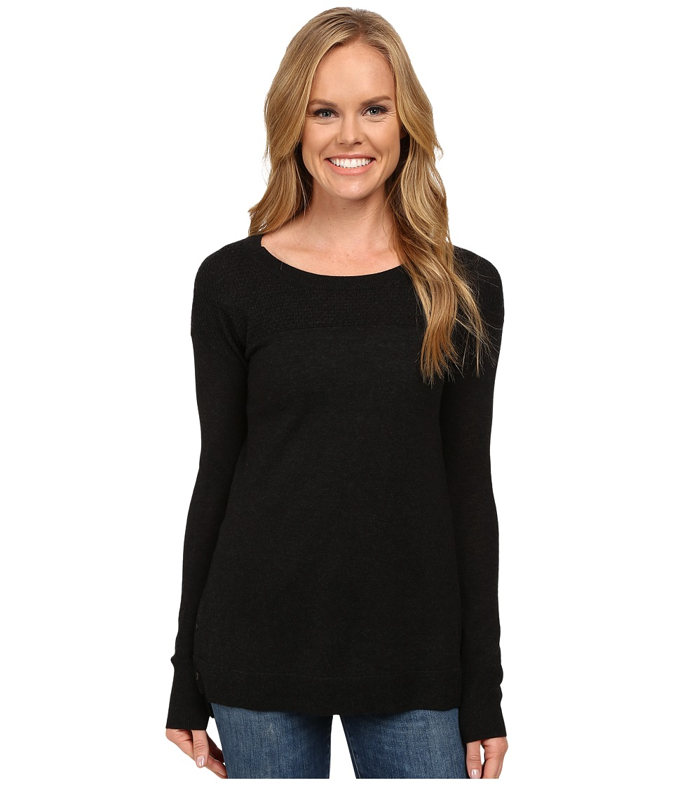 ToadampCo Gypsy Crew Sweater Black Womens Sweater