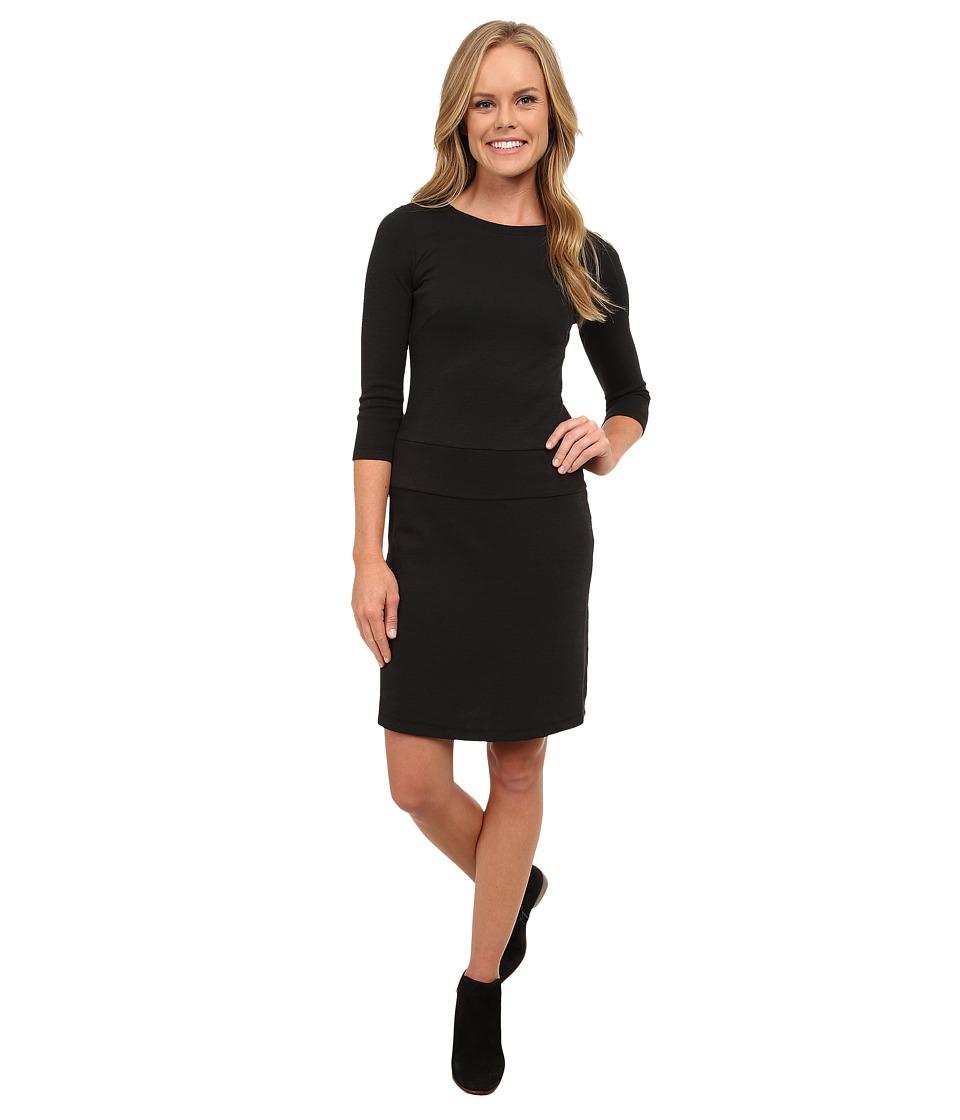 ToadampCo Nixi Knit Dress Black Womens Dress