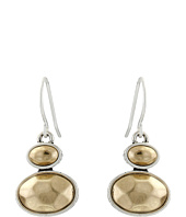 The Sak - Oval Double Drop Earrings