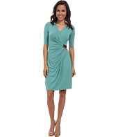 Tommy Bahama - Tambour Beaded Wrap Dress