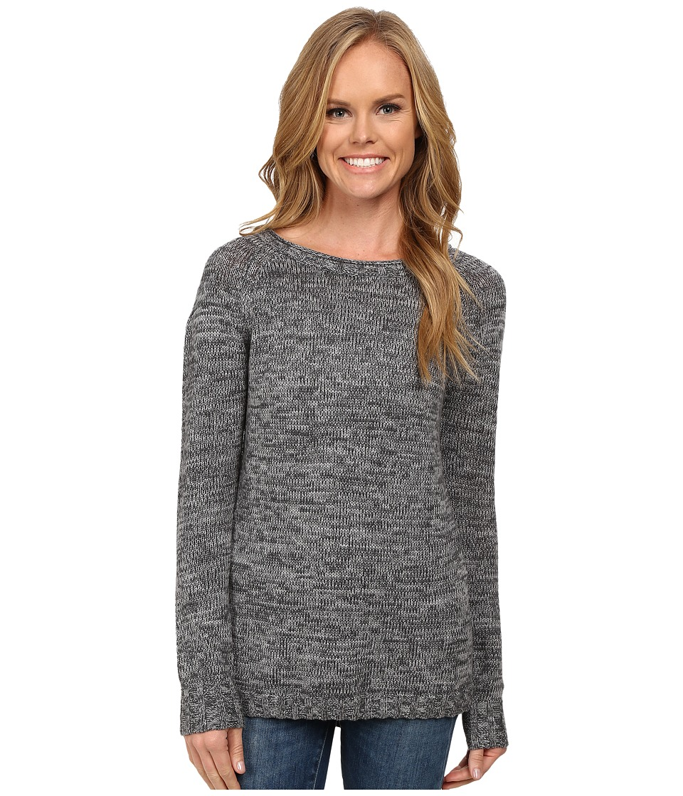 ToadampCo Marlevelous Pullover Heather Grey Womens Sweater