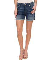 7 For All Mankind - Relaxed Shorts in Medium Broken Twill