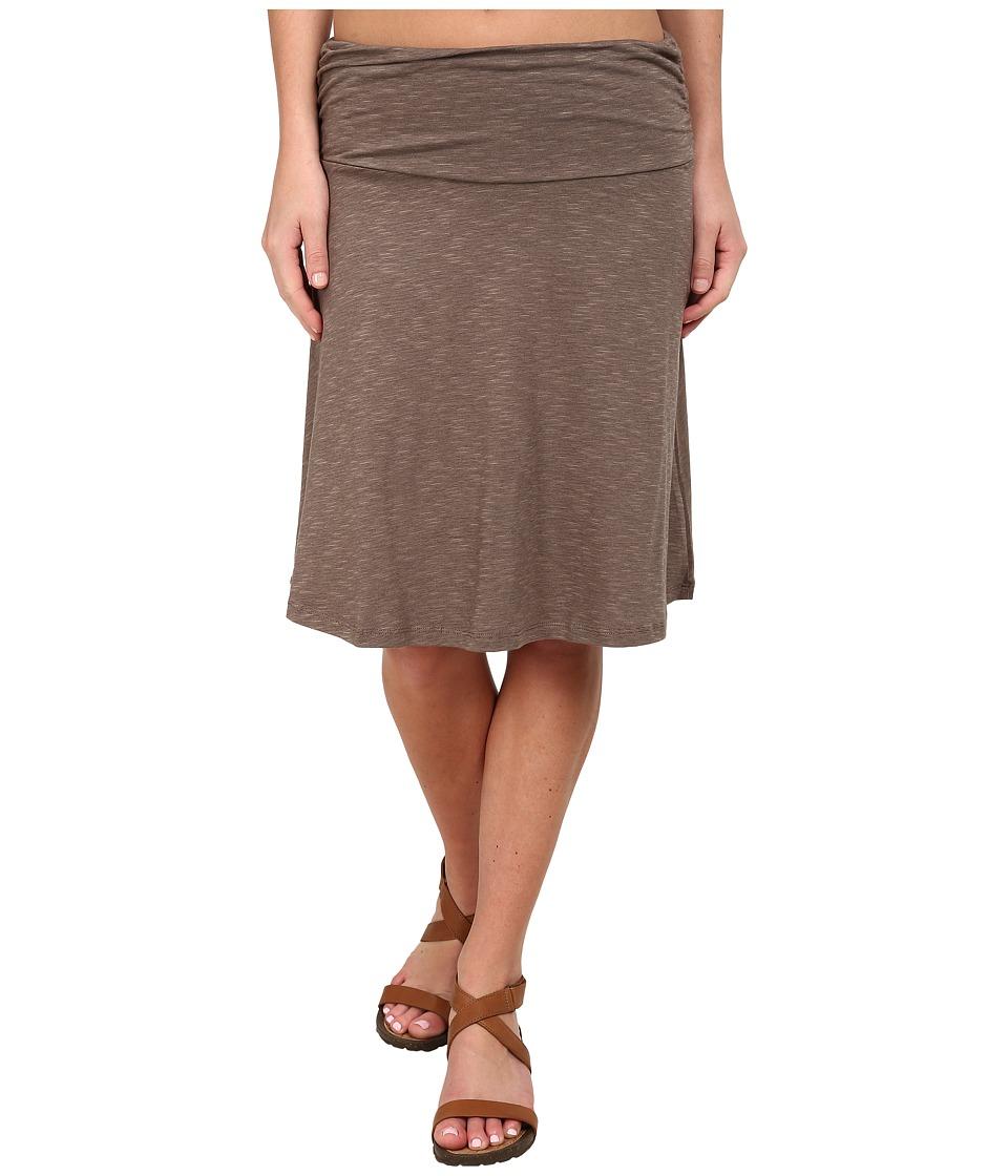 ToadampCo Chaka Skirt Falcon Brown Womens Skirt
