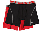 adidas adidas Sport Performance ClimaCool 2-Pack Boxer Brief