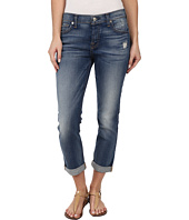 7 For All Mankind - Josefina in Distressed Authentic Light