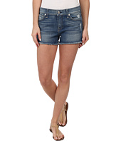 7 For All Mankind - Cut Off Shorts in True Heritage Blue
