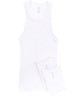 adidas - Athletic Comfort 3-Pack Ribbed Tank Top