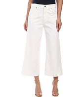 7 For All Mankind - Cullotte w/ Trouser Hem in Runway White