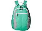 High Sierra Curve Backpack (Aquamarine/Ash/White)