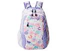 High Sierra Curve Backpack (Wonderland/Sprinkle Dots/Lavender/White)