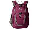 High Sierra Ryler Backpack (Berry Blast/Razzmatazz/Charcoal)