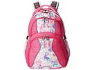 High Sierra Swerve Backpack (Pink Lemonade/Wonderland/White)