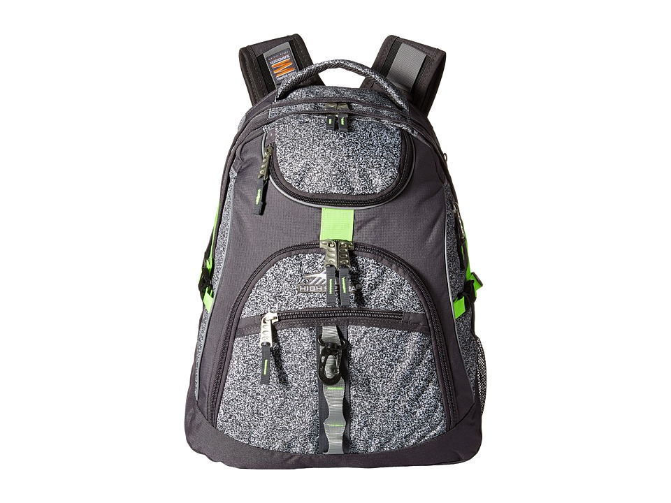 High Sierra - Access Backpack (Static/Mercury/Zest) Backpack Bags