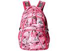 High Sierra Swerve Backpack (Summer Bloom/Fuchsia/White)