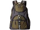 High Sierra Access Backpack (Moss/Mercury)
