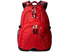 High Sierra Swerve Backpack (Crimson/Black)