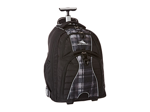High Sierra Freewheel Wheeled Backpack