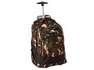 High Sierra Chaser Wheeled Backpack (Whamo Camo/Black)