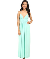 Tbags Los Angeles - Halter Maxi Dress