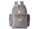 High Sierra Warren Backpack (Charcoal/Silver)