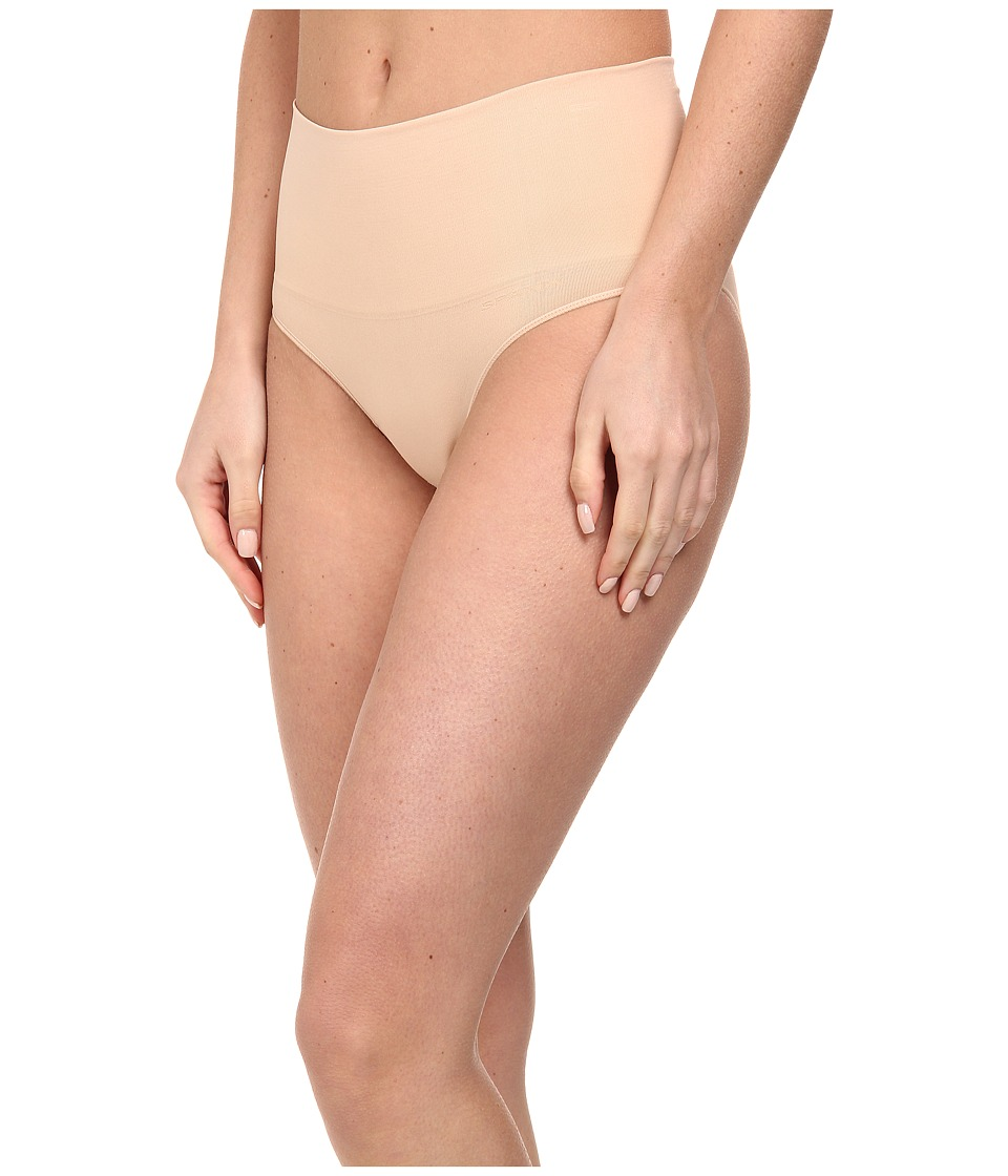 Spanx Everyday Shaping Panties Seamless Panty Soft Nude Womens Underwear