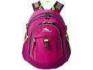 High Sierra Fat Boy Backpack (Razzmatazz/Berryblast/Mercury/Lime)
