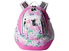 High Sierra Fat Boy Backpack (Wonderland/Pink Lemonade/White)