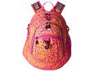 High Sierra Fat Boy Backpack (Electric Leopard/Fuchsia)