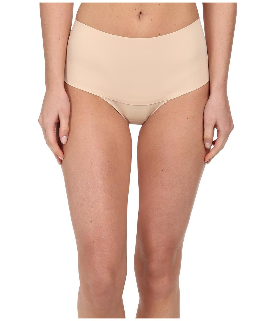 Spanx Undie tectable Brief Soft Nude Womens Underwear