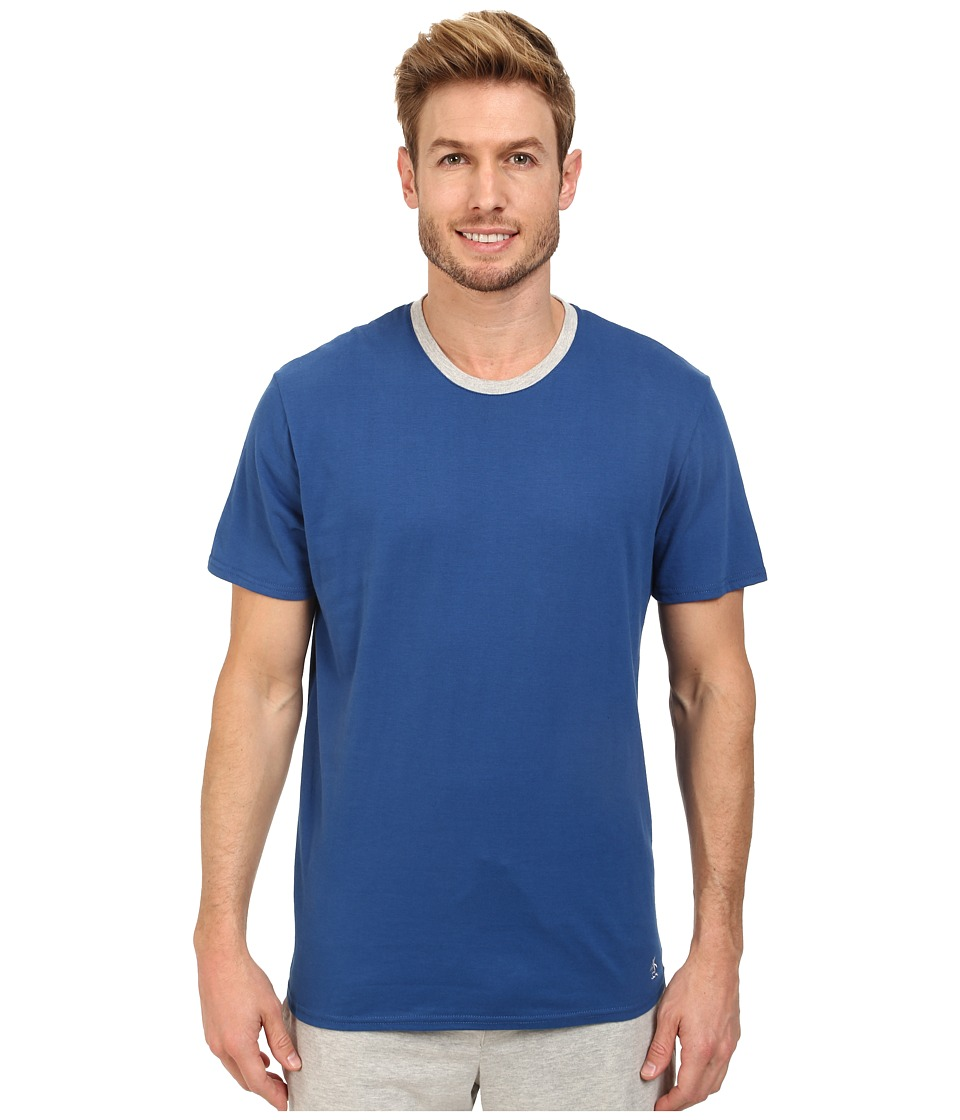 Original Penguin Comfortable Soft Tee Shirt True Blue Mens T Shirt