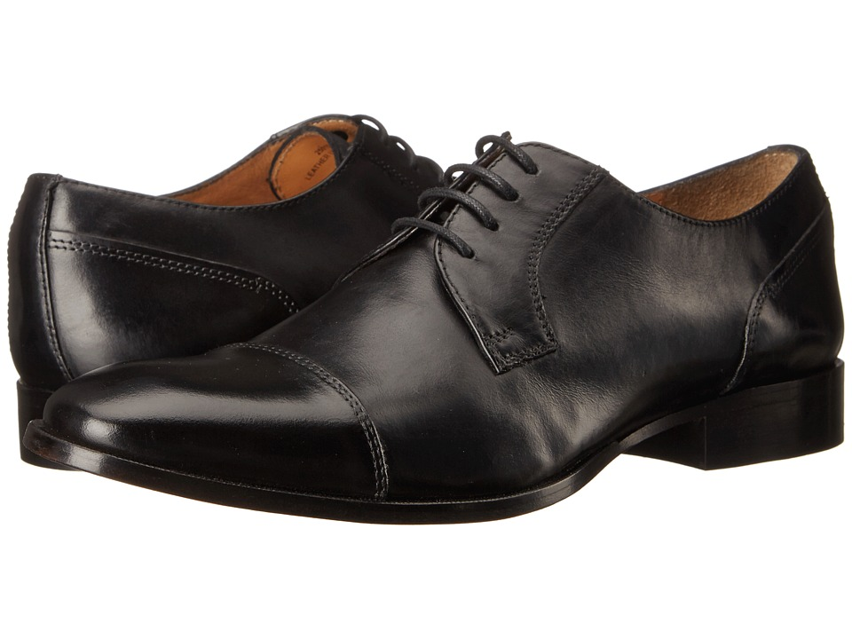 Giorgio Brutini - Mastro Black Mens Shoes $109.00 AT vintagedancer.com