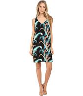 Adrianna Papell - Tank Dress w/ Racerback Knot