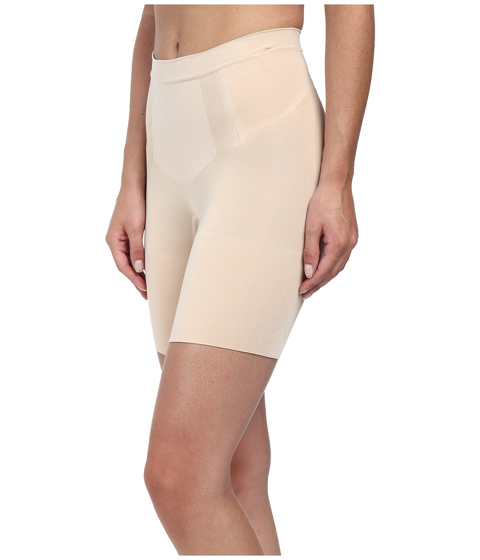 Spanx Oncore Mid Thigh Soft Nude Womens Underwear