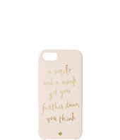 Kate Spade New York - Resin iPhone 5 A Smile and A Wink