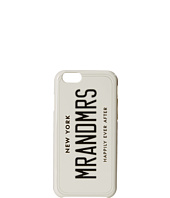 Kate Spade New York - Wedding Belles iPhone 6 Cases Mr And Mrs