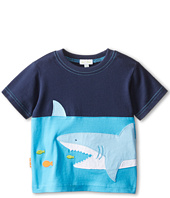 le top - Ocean Adventure Pieced Shirt Shark (Infant/Toddler)
