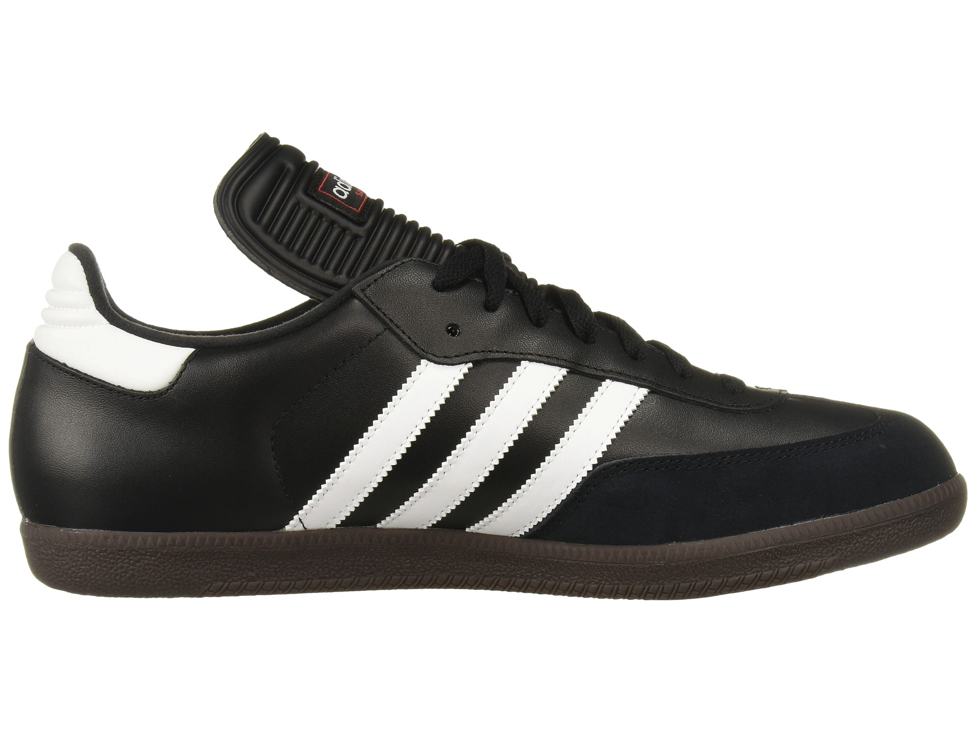 how to bring black back in adidas fabric shoes