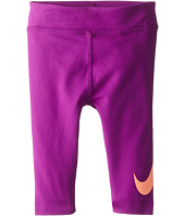 Nike Kids - Leg-A-See Swoosh Capri (Little Kids)