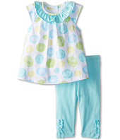 le top - Confetti Baby Doll Top and Capri Legging (Infant/Toddler)