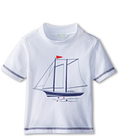 le top - Sail Away! SPF Protection Swim Shirt Schooner (Infant/Toddler)